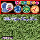 SNAZAROO FACE PAINT IRIDESCENT POWDER GREEN 12ML TUB